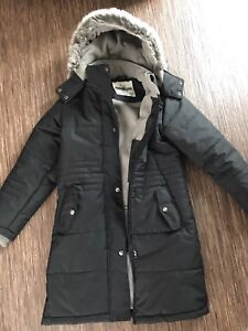 Long girls winter coat Oshkosh