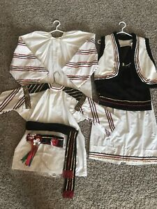 Ukrainian Dance Costume (girls)