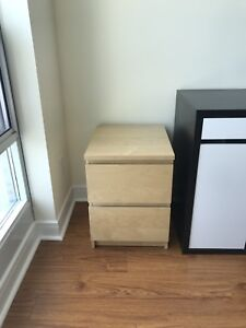 IKEA chest drawer/nightstand (brand-new)