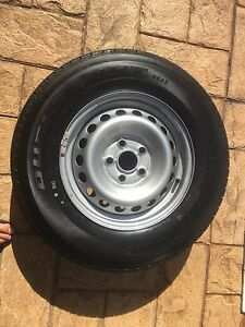 Tyres and rims VW amarok may suit navara/triton Sutherland Sutherland Area Preview