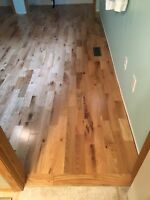 Need a Laminate or Hardwood Floor Installed ?