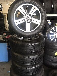 215/60R16 5 stud patan fit to Toyota Hilux Ute. Summer Hill Ashfield Area Preview