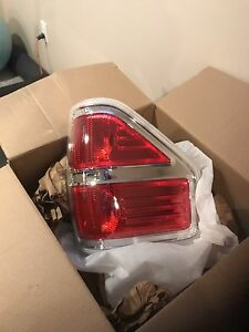 2013 FX4 Ford 1500 Tail Light.