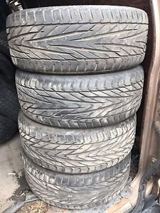 Tire change at your door