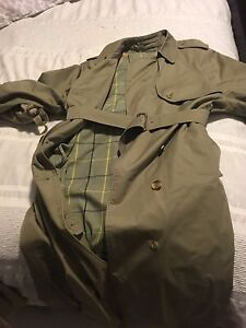 Burberry trench coats