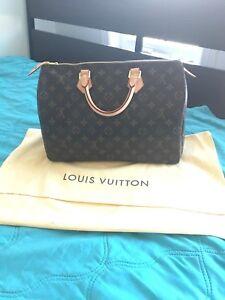 Authentic LV/Louis Vuitton Speedy 35 for sale!!