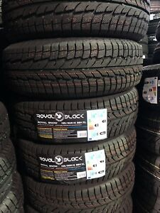 NEW WINTER TIRES ALL SIZES IN STOCK