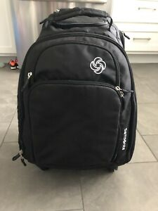 Samsonite spinner backpack luggage