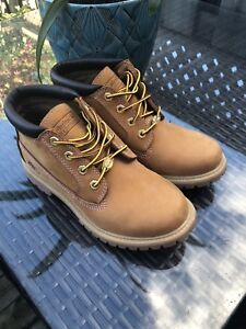 Woman's Timberlands brand new