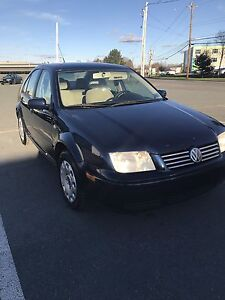 2002 VW Jetta Gas For Sale For Parts $750 OBO