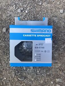 Shimano 105 cassette
