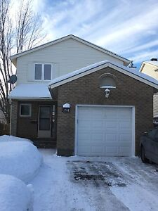 Newly Renovated 3 bedroom house in Orleans - Feb 1st