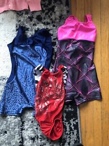 Girls Gymnastics Leotards Size 5T