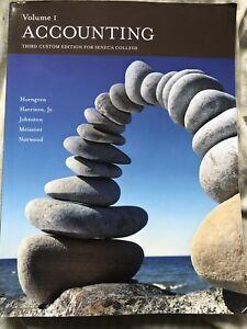 Seneca college textbooks