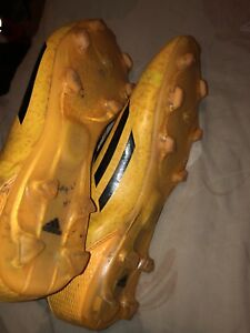 Addidas Messi cleats size 12