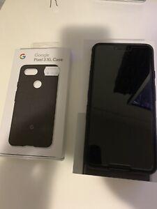 Google Pixel 3 XL 128gb black