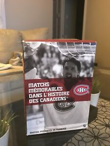 DVD Canadiens