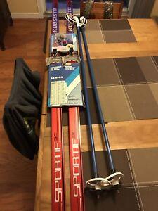 Kuusisto Cross Country Skiis