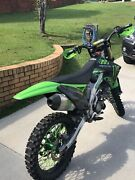 Kx 250f 2009 Boambee East Coffs Harbour City Preview