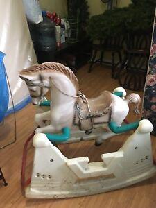 Spring/rocking horse