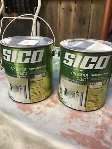 SICO Exterior Paint & Primer in One