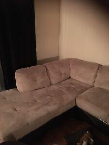 Sofa sectionnel en L