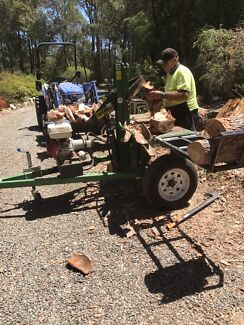 Wanted: Wood splitting and chainsaw hire with operator