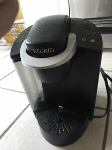 Keurig used but works