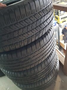 250$ Summer tires / Pneus d'été