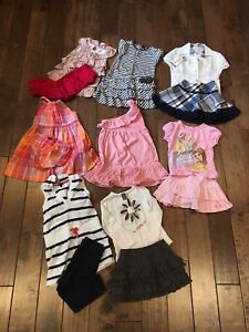 Girls summer clothes sizes 3-3T - Excellent condition!