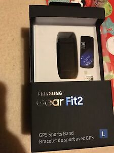 Samsung Gear Fit2 gps sports band