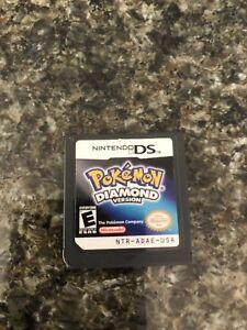 Pokémon diamond Nintendo ds /3ds