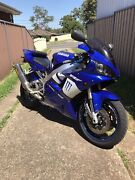 Yamaha YZF 1000 R1 Rooty Hill Blacktown Area Preview