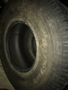 Toyo open country 33 x 12.5 R15