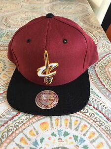NBA Cleveland Cavaliers Caps Brand New