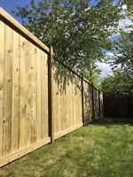 Fence installations, booking for new season! 7809653615