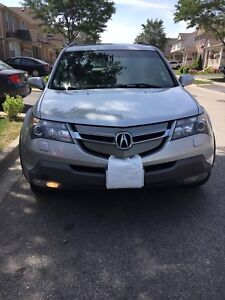 I am selling my Acura MDX