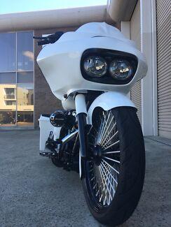 Harley Davidson Road Glide Custom Bagger