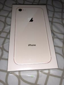 BRAND NEW iPhone 8 64G gold