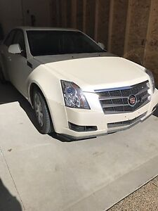 Cadillac CTS AWD for trade