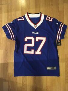 Tre'davious white #27 stiched Buffalo Bills game  jersey