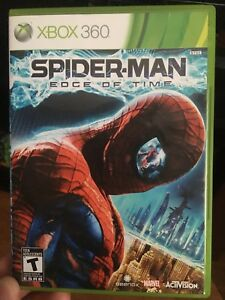 Xbox 360 Spider-Man Edge of Time