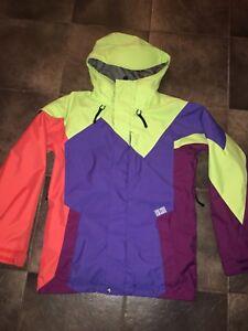 Volcom Ride Jacket Size XSmall Men's