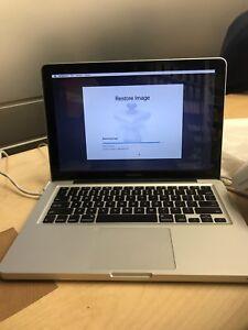 Mac book pro 2012 model