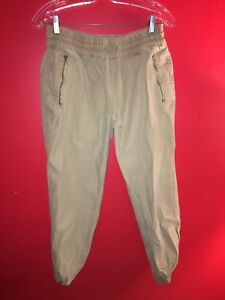 Low rise joggers