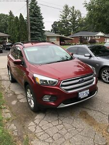 2017 Ford Escape Low KM