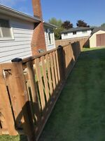 Fence, Decks, Fence Repair and Post Hole Digging
