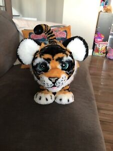 Tyler The Tiger Toy