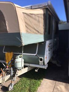 REDUCED! Jayco Outback Eagle 2002 Camper Trailer Off Road