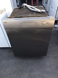 Asko Stainless Steel Underbench Dishwasher Model: D3111 Hassall Grove Blacktown Area Preview